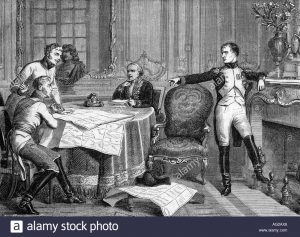 events-war-of-the-fifth-coalition-1809-treaty-of-schnbrunn-14101809-ag2ax6